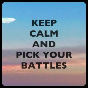 keep calm - pick